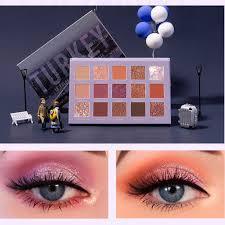 <b>Focallure</b> Turkey Palet <b>Eyeshadow</b> 15 Warna <b>Original</b> 100% lusif ...