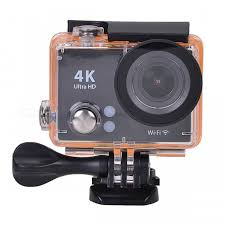 "UHD 2"" LCD 12MP 1080P / 60fps WiFi камера ..."
