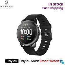 $26.99 <b>New Global Version Haylou</b> Solar Smart Watch 12 Sports ...