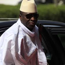 Yahya Jammeh:WHERE IS THE WISDOM IN STUPIDITY