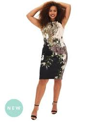 <b>Plus Size Summer Dresses</b> | Women's Sizes 8-28 | Simply Be USA