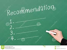 recommendation stock photos images pictures images chalkboard recommendation checklist royalty stock image