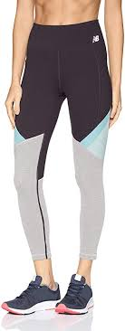 New Balance Womens <b>Highrise Transform Pocket Crop</b>