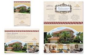 Luxury Real Estate Flyer & Ad Template Design