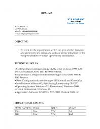 Resume Cover Letter For Network Engineer   Cover Letter Templates