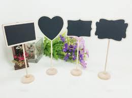 Aliexpress.com : Buy <b>1 Set Cute</b> Mini Chalkboard Blackboard Seat ...