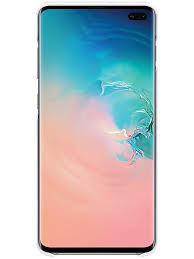 Чехол (<b>клип</b>-<b>кейс</b>) для Galaxy S10+ LED Cover Samsung 7391387 ...