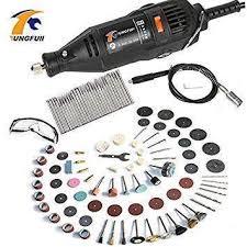 Buy <b>Tungfull Mini</b> Drills 220V/110V Variable Speed Electric Drill ...