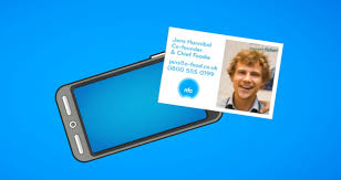 wireless business cards the new form of networking nfc enabled business cards