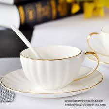 Large Bone China Cup and Saucer <b>Factory Direct Supply</b> - <b>Large</b> ...