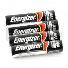 <b>LR03 4BL</b> Energizer Alkaline Power - Electronic components parts