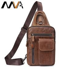 <b>JOYIR Men's</b> Shoulder Genuine <b>Leather</b> Bags Flap <b>Man Leather</b> ...