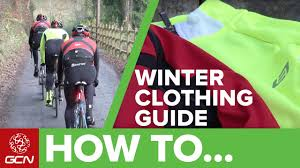 <b>Winter Cycling</b> Clothing Pro Tips - Cold Weather Clothing Guide ...