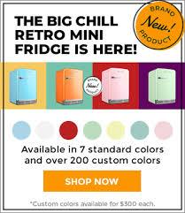Big Chill: Retro and <b>Professional Kitchen</b> Appliances