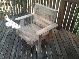 pallet deck chair buy diy patio furniture
