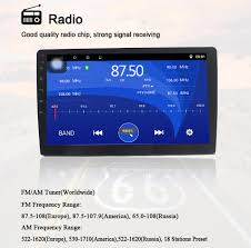 "<b>HANGXIAN</b> Car Radio Multimedia Player 2 din <b>9</b>""<b>Android 7.0</b> Auto ..."