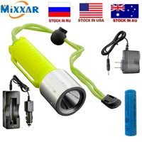 ZK20 Dropshipping <b>LED</b> Diving <b>Flashlight</b> T6 2000LM Lantern Lamp ...