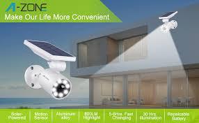 Motion Sensor <b>Solar</b> Lights <b>Outdoor</b> - 800Lumens Spotlight <b>Solar</b> ...