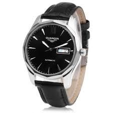 Best Seller <b>GUANQIN GJ16034 Men Auto</b> Mechanical Watch
