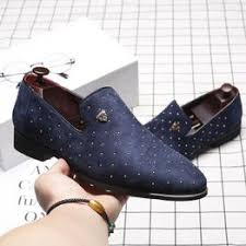 Men's Fashion England Fashion Pointed Head Men's Shoes ... - Vova