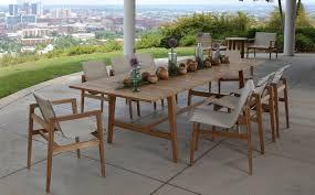 modern dining table teak classics: coast dining summer classics teak coast coast dining summer classics teak