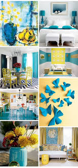 yellow blue bedroom ideas aa