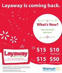 christmas layaway is back and better at walmart hi res photo