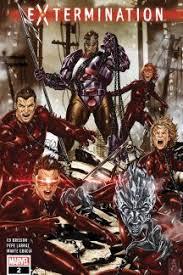 <b>Extermination</b> (2018) #<b>2</b>   Comic Issues   Marvel