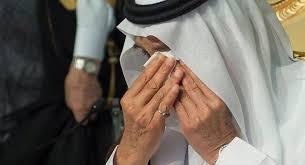 Kral Selman oğlu mezun olunca ağladı