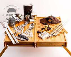 <b>Набор для пикника Шашки</b> | Интернет-магазин ножей - купить ...