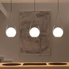 <b>Nordic Glass Ball Pendant</b> Lamp Arto Deco Pendant Lighting Home ...