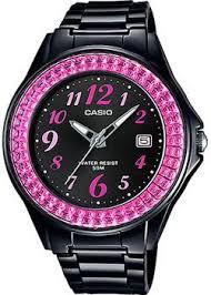 <b>Часы Casio LX</b>-<b>500H</b>-<b>1B</b> - купить женские наручные <b>часы</b> в ...