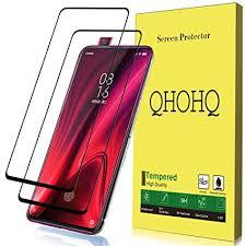 2pcs xiaomi redmi k20 glass screen protector tempered for pro