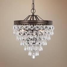 calypso 12 wide crystal vibrant bronze chandelier amelie distressed chandelier perfect lighting