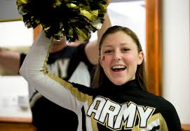 u s department of defense photo essay students of the united states military academy at west point conduct a pep rally at