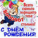Поздравления для друга с днем рождения с