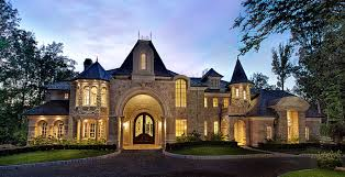 Showcase Beautiful French Country Chateau Luxury House plansNew French Chateau        SF   optional walk out basement  above and below