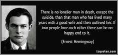 Hemingway on Pinterest | Ernest Hemingway, Writers and Hemingway ...