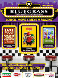 bluegrass coupon movie magazine by bluegrass coupon and movie bluegrass coupon movie magazine by bluegrass coupon and movie magazine issuu