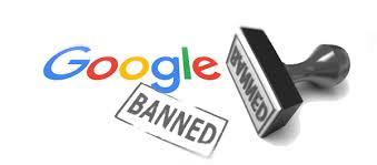 Image result for google adsense ban images