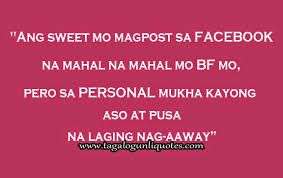 Facebook Status Quotes Tagalog   Love Quotes Tagalog