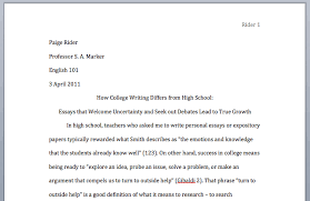 research paper  th grade template
