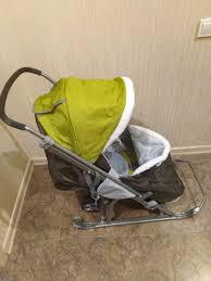 Обзор от покупателя на <b>Санки</b>-<b>коляска Ника</b> Наши детки ...
