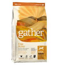 <b>GATHER Dog Free</b> Acres Chicken   Pet Food 'N More