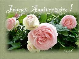 """Résultat de recherche d'images pour """"joyeux anniversaire fleurs"""""""