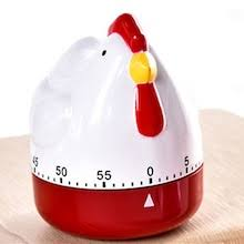 <b>Creative Kitchen Timer Countdown</b> Reminder Large Hen Shape ...