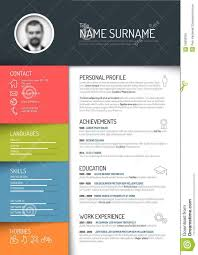 colorful cv template sample resume service colorful cv template 35 creative resume cv templates xdesigns cv template word