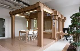 design cardboard office