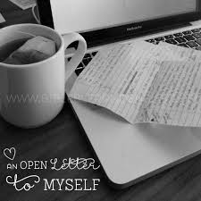 Image result for Letters To Myself
