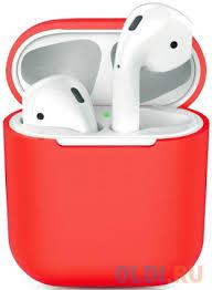 <b>Чехол</b> для гарнитуры для Apple AirPods 1/2 <b>DF iAir</b>-<b>01</b> Red ...